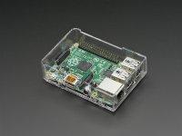 Caja Transparente para Raspberry Pi Model B+ Pi 2 Pi 3 Base