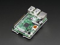 Soporte y Protector para Raspberry Pi Model B+ y Pi 2