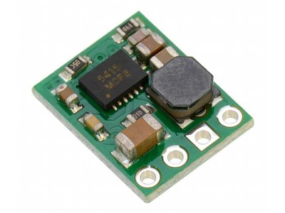 Pololu 9V, 500mA Step-Down Voltage Regulator D24V5F9