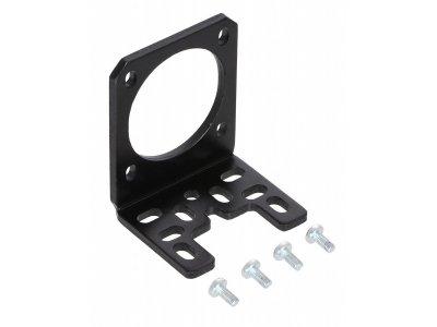 Soporte Aluminio para Motor Paso a Paso NEMA 17