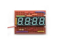 7-Segment Display - 4-Digit (Blue)
