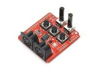 Arduino Shield MIDI Sparkfun
