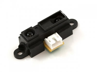 Sensor de Proximidad por Infrarrojos Sharp GP2Y0A21YK