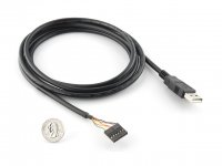 Cable Programador-Conversor USB Serie FTDI 5V Sparkfun