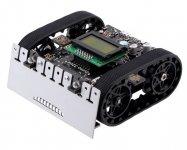 Zumo 32U4 Robot Assembled with 100:1 HP Motors