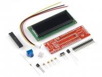 Serial Enabled LCD Kit Sparkfun