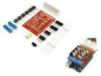 Arduino Shield Mosfets Potencia Sparkfun