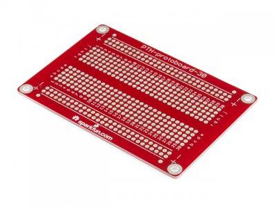 Placa perforada topos paso 2,54mm para Módulo Board Transparente