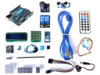 Kit Avanzado con Arduino UNO Original 20 Piezas