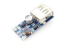 Conversor Elevador CC 5V USB