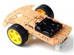 Chasis Robot para Arduino 2WD