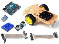 Kit Robot 2WD con Arduino UNO Original