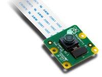 Cámara Raspberry Pi V2 8Mpx