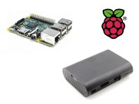 Kit Raspberry Pi 3 Model B con Caja