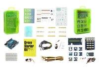 Kit Arduino UNO con Kit Básico 22 y Kit Shield Conectar y Listo