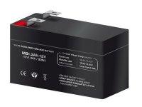 Bateria de plomo sin mantenimiento 12V 1,3AH 97X43X58
