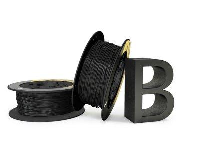 Bobina PLA Negro 1.75mm 1kg