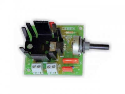Comprar regulador luz 2000w cebek cebek arduino - Regulador de intensidad de luz ...