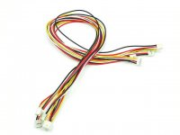 Electronic Brick Universal 4 Pin cable 50cm (5 PCs pack)