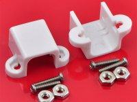 Pareja Soportes Para Mini Motor Reductor